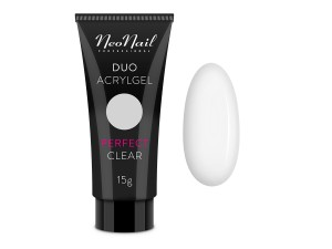 NeoNail Duo Acrylgel Perfect Clear - 15g