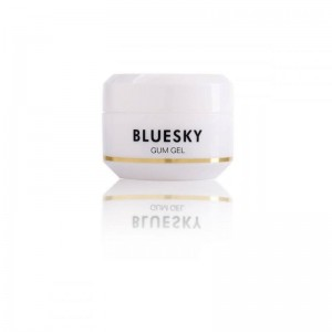 BLUESKY Gum Gel thick 35g - Milky White