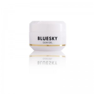 BLUESKY Gum Gel thick 35g - White