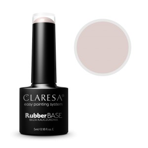 Claresa Baza Kauczukowa 5ml - Rubber Base nr 1