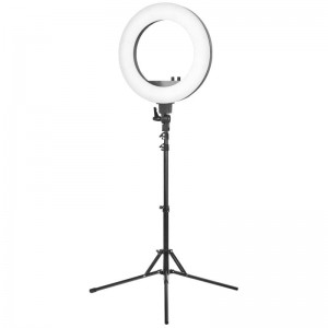 "Lampa pierścieniowa RING Light LED 18"" 48W + statyw"