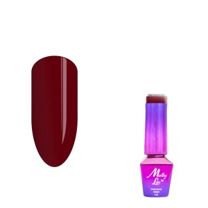 Molly Lac Lakier hybrydowy Red Wine 5 ml 190