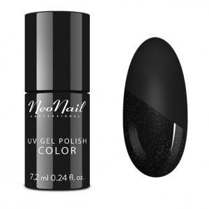 NeoNail TOP Glow Silver 7,2 ml