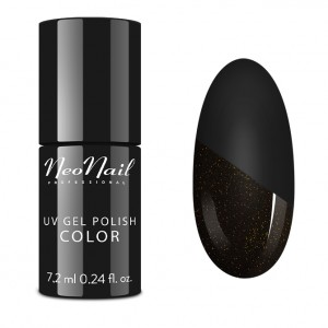 NeoNail TOP Glow Gold 7,2 ml