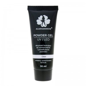 Powder Gel - akrylożel - 30ml - Clear