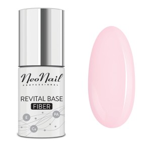 NeoNail Revital Base Fiber Rosy Blush