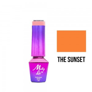 Molly Lac Lakier hybrydowy The Sunset 5 ml 74
