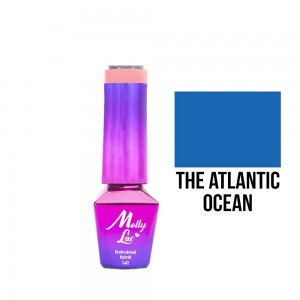 Molly Lac Lakier hybrydowy The Atlantic Ocean 5 ml 76