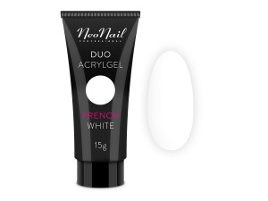 NeoNail Duo Acrylgel French White - 15g