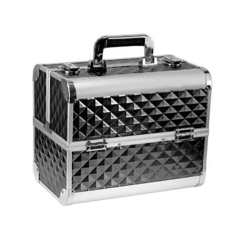 46c797ee4c20f Kuferek aluminiowy diamond 3D Atelierbeauty Sklep